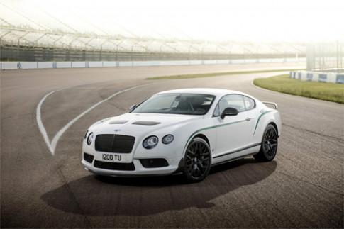 Bentley Continental GT3-R - xe dua gia tu 337.000 USD