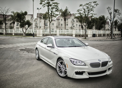 BMW 650i Grand Coupe M-Sport