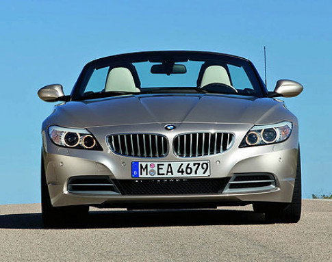 BMW chinh thuc gioi thieu Z4 the he moi