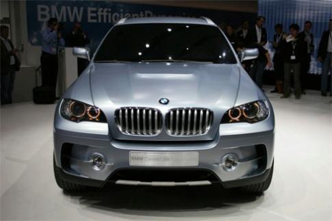 BMW chuan bi ra mat xe hybrid manh nhat the gioi