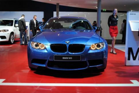BMW gioi thieu M3 dac biet