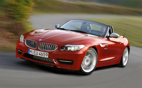 BMW gioi thieu Z4 sDrive35is doi 2010