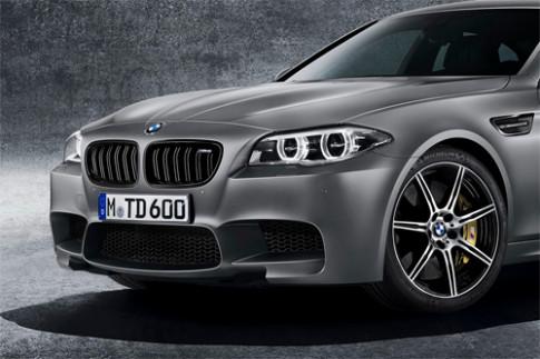 BMW M5 phien ban ky niem 30 nam