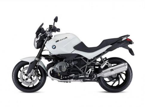 BMW nakedbike R1200R co phien ban dac biet