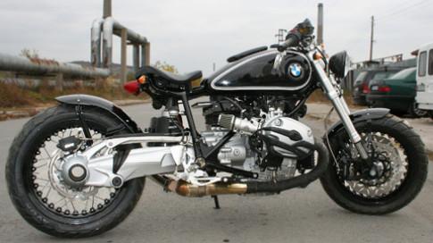 BMW R1200R do phong cach co dien