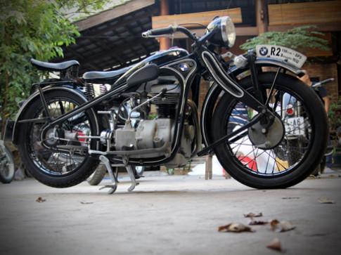 BMW R2 1932 - xe co hang hiem Viet Nam
