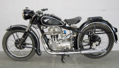BMW R25/2 do thanh sidecar