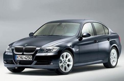 BMW thu hoi 320i tai Han Quoc
