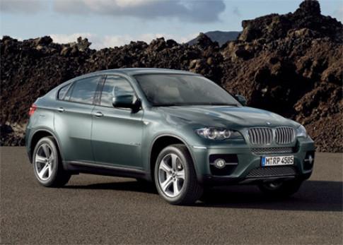 BMW thu hoi X5 va X6