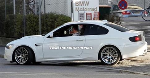 BMW thu nghiem M3 coupe 2010