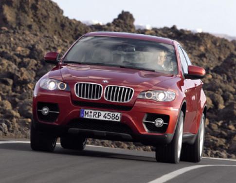 BMW trình làng bản X6 thương mại