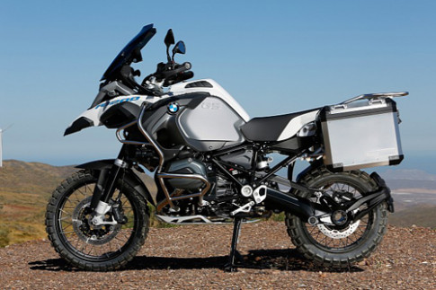 BMW tung anh day du R1200GS 2014