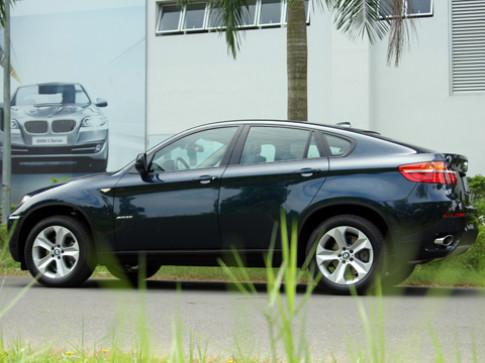 BMW X6 2013 chinh hang dau tien ve Viet Nam