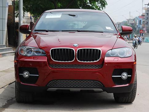 BMW X6 đầu tiên về Việt Nam