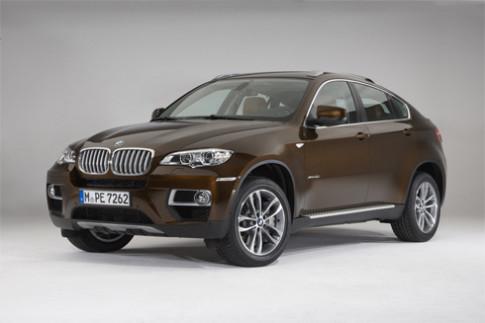 BMW X6 the he moi se 'bu' hon