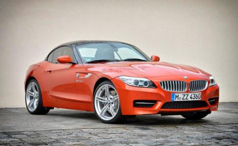 BMW Z2 se xuat hien vao 2017