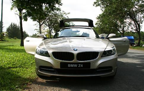 BMW Z4 the he moi tai Viet Nam