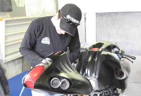 Bọ cạp BMW Canjamoto 1200 Scorpion