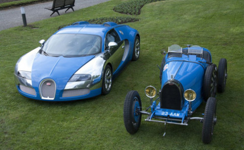 'Bo tu sieu dang' Bugatti Veyron Centenaire