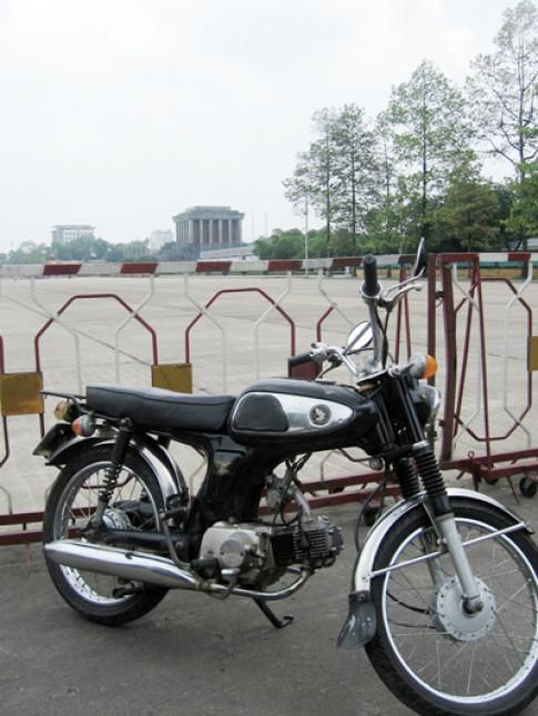 Chay Sai Gon-Ha Noi voi Honda 67