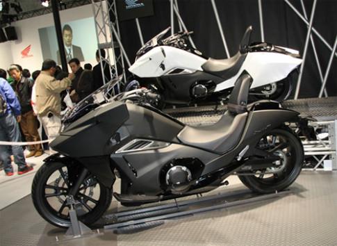 Chi tiết Honda NM4