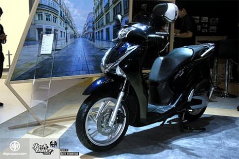 Chi tiet Honda SH150i 2017 tai Indonesia