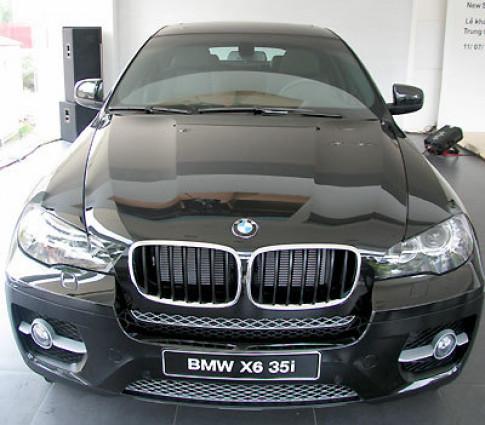 Euro Auto giới thiệu BMW X6 tại Việt Nam