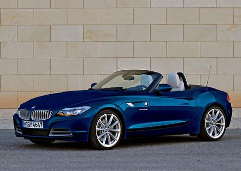 Euro Auto phan phoi BMW Z4 moi