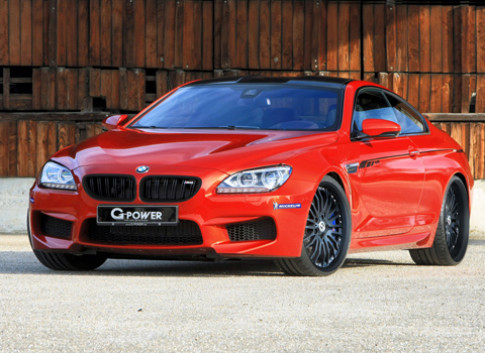 G-Power tang suc manh cho BMW M6