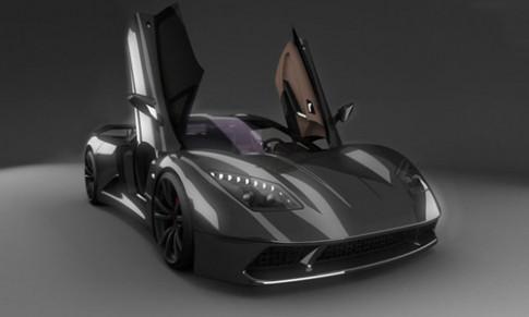 Genty Akylone - sieu xe moi manh nhu Bugatti Veyron