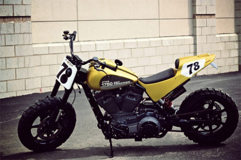 Harley-Davidson Fat Tracker