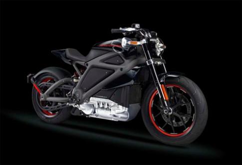 Harley-Davidson san xuat moto dien?