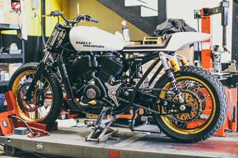 Harley-Davidson Street 500 - xe dia hinh phong cach My