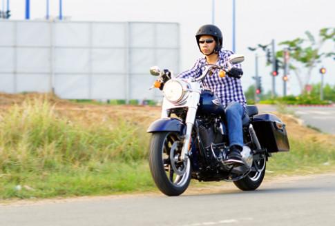 Harley-Davidson Switchback - moto tien ty