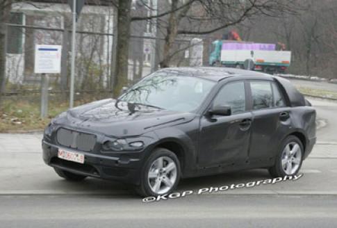 Hình ảnh đầu tiên của BMW X3 thế hệ mới