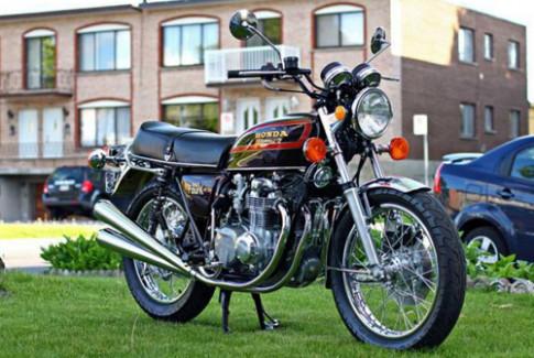 Honda CB550K - lam moi nguoi cu