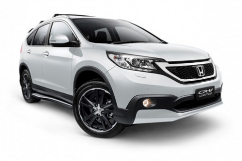 Honda CR-V phiên bản đặc biệt giá 48.500 USD