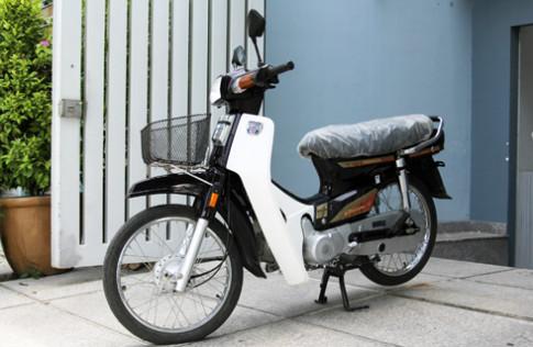 Honda Dream Thai Lan gia 250 trieu dong