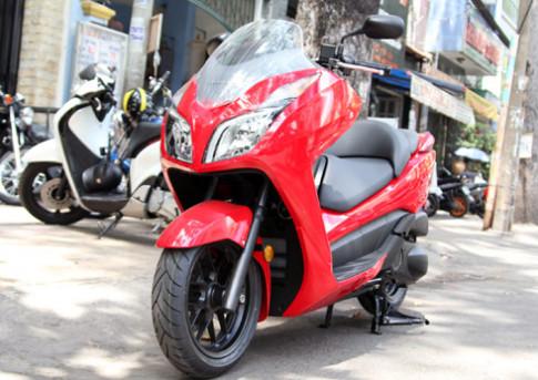 Honda Forza 2014 ve Viet Nam