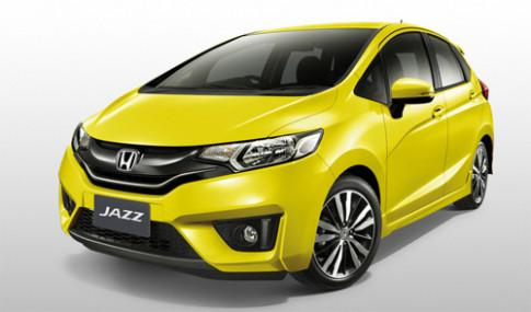 Honda Jazz 2014 gia 17.000 USD