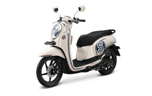 Honda Scoopy 2015 - scooter co nho them ca tinh