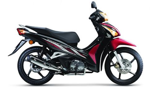 Honda Wave 125i 2017 gia tu 1.440 USD tai Malaysia