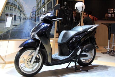 Honda xuat khau SH150i tu Viet Nam sang Indonesia