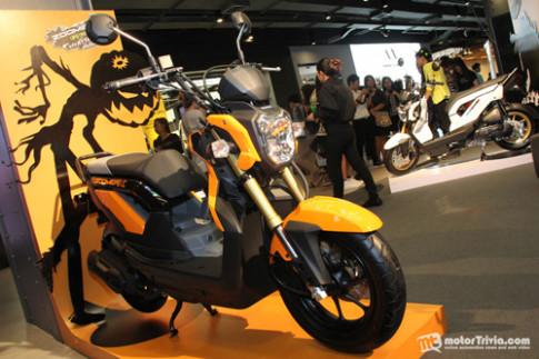 Honda Zoomer-X 2014 thêm lựa chọn cho giới trẻ