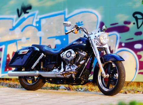 Lan dau chinh phuc Harley-Davidson Switchback o Sai Gon