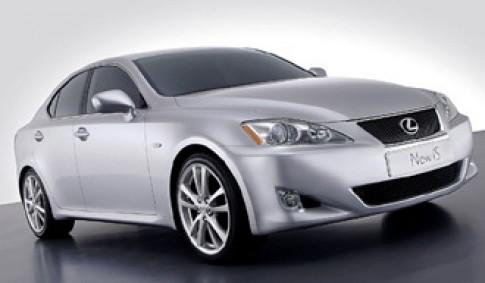 Lexus D4-S - hệ thống nạp nhiên liệu tiên tiến