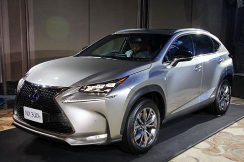 Lexus ra mat NX 300h tai Thai Lan gia tu 87.500 USD