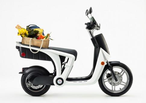Mahindra GenZe - scooter hap dan tu An Do