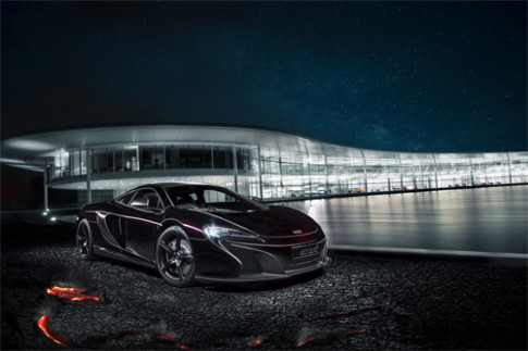McLaren 650S Coupe concept