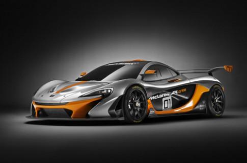 McLaren P1 GTR - sieu xe gia 3,3 trieu USD